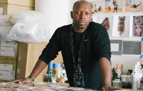 Artists Studio: Rashaad Newsome