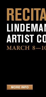 Lindemann Young Artist Concerts