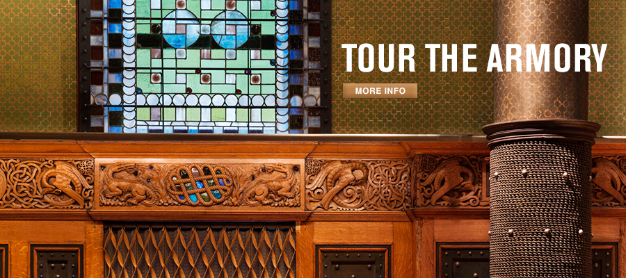 Tour The Armory