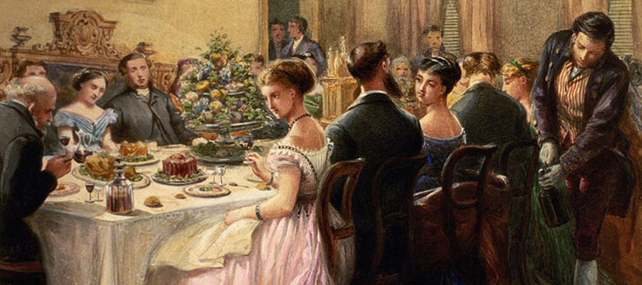 Malkin Lecture: Holiday Entertaining in the Gilded Age