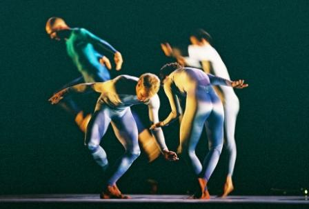 Photo from Merce Cunningham Dance Company on December 29, 2011