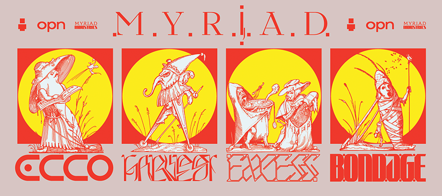 Oneohtrix Point Never's MYRIAD