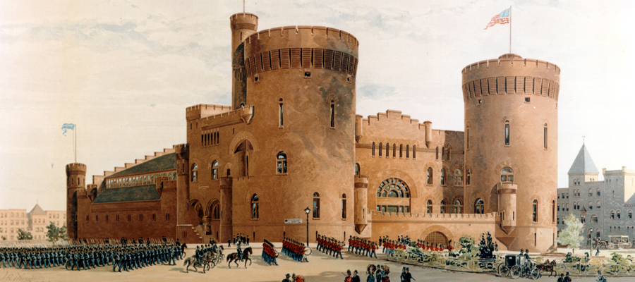 Malkin Lecture: New York City's Historic Armories