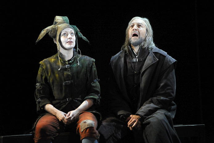 The Royal Shakespeare Company: King Lear - July 6 &#8212; August 14, 2011 <br> Photo by Stephanie Berger